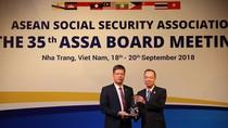 Bảo hiểm xã hội Việt Nam vinh dự nhận giải thưởng về công nghệ thông tin