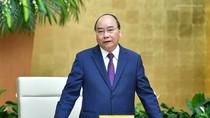 Thủ tướng yêu cầu các Bộ trưởng thực hiện ngay lời hứa với cử tri cả nước