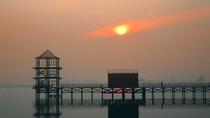 Ngắm Palembang một tuần trước khai mạc SEA Games