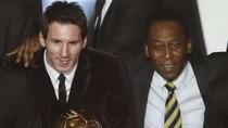 """Pele: """"Messi chẳng thể so bì với tôi!"""""""