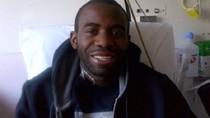 Tỉnh lại sau ca trụy tim, Muamba nở nụ cười tươi
