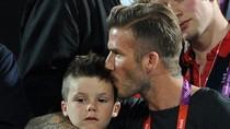 Beckham dẫn các quý tử đi xem Olympic