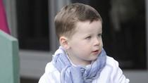 Ngắm những trang phục đáng yêu của quý tử nhà Rooney