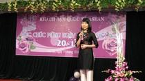 Ấm áp, lộng lẫy tiệc mừng ngày Phụ nữ Việt Nam tại KS Asean