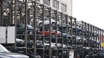 Hà Nội sẽ chi đầu tư 20 tỷ cho mỗi dàn thép đỗ xe ô tô