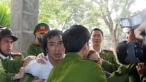 Lê Văn Luyện bị hành hung tại tòa phúc thẩm, 2 người bị bắt