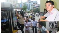 """Lái xe buýt ở Việt Nam: Nghề nguy hiểm và """"đau khổ"""""""