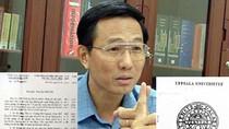 Yêu cầu kiểm điểm Thứ trưởng Bộ Y tế Cao Minh Quang