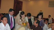 Chuyện ít biết về nữ đại gia tổ chức siêu đám cưới