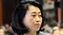 100% số phiếu tán thành đề nghị bãi nhiệm bà Hoàng Yến