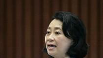 Ngày 26/5 Quốc hội xem xét tư cách đại biểu quốc hội của bà Hoàng Yến