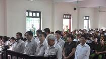Nguyên Bí thư và Chủ tịch TP.Vĩnh Yên bị đề nghị mức án 7-9 năm tù