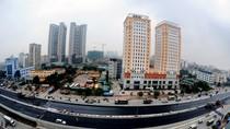 Chùm ảnh: Đường trên cao Hà Nội trước ngày thông xe