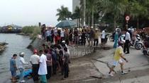 Một người đàn ông bỏ lại xe máy, nhảy cầu Bãi Cháy tự tử