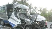 """Tai nạn giao thông: """"9 tháng chết bằng 1 sư đoàn"""""""