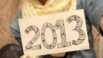 Cộng đồng mạng chia sẻ những mơ ước, dự định trong năm mới 2013