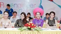 Trần Thị Quỳnh nổi bật giữa dàn mỹ nhân Đại hội Quảng cáo châu Á