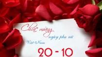 Những lời chúc hay và ý nghĩa dành tặng ngày Phụ nữ Việt Nam 20/10(P2)