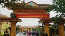 Trường Trung học phổ thông Trần Phú (Quảng Bình) đón nhận bằng chuẩn Quốc gia