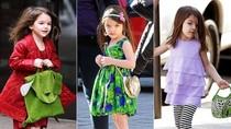 Phong cách và sành điệu như con gái yêu của Tom Cruise