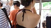 Phát hoảng: Những kiểu ăn mặc lố lăng của các cô gái khi ra đường (P2)