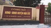 """Lộ diện người tham gia vụ """"bổ nhiệm không trong sáng"""" bà Chung Thị Đài"""