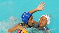 Xem một trận bóng nước ở SEA Games 26