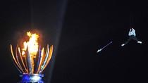 Những hình ảnh đẹp trong đêm khai mạc SEA Games