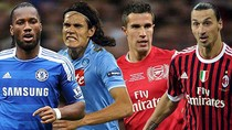 Arsenal va vào AC Milan, Chelsea chạm mặt Napoli