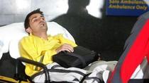 Barcelona thuê chuyên cơ riêng chở David Villa đi cấp cứu