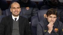 Người bị Mourinho thọc mắt thay Guardiola dẫn dắt Barca