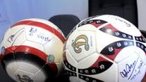 Dự đoán bán kết EURO, nhận 500.000 đồng và quả bóng đặc biệt