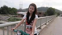 Hồng Cúc: Cô bạn gái tuổi teen xinh xắn của tuyển thủ Lê Văn Thắng