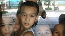 Thêm nhiều ảnh phẫn nộ về việc cưỡng ép trẻ em Trung Quốc tập thể thao