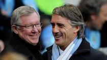 Mancini 'lặc lè' trước hàng công siêu khủng của M.U