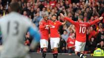 Nhìn lại 'thảm sát' M.U 8-2 Arsenal 14 tháng trước