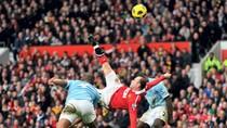 Rooney: Sinh ra để làm người hùng derby Manchester