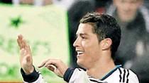 Ronaldo lại được trao tặng Quả Bóng Vàng