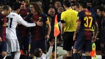 Thêm một màn hỗn chiến của Pepe và Barca