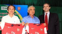 Ông Lê Hùng Dũng: Kinh nghiệm ngân hàng giúp tôi đàm phán với Arsenal