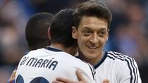Mesut Oezil: 'Messi Đức' hay hơn hẳn Xavi và Iniesta?