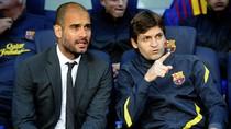 Tito Vilanova không nhìn mặt bạn cũ Guardiola