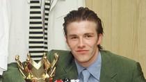 Góc ảnh: Bộ sưu tập 10 cúp vô địch quốc gia đồ sộ của Beckham