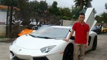 Lamborghini Aventador hơn 20 tỷ của Cường Luxury đang bay về Việt Nam