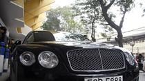 Ngắm xế sang Bentley 10 tỉ đồng 'bị bỏ rơi' của bầu Kiên