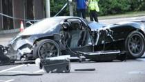 Pagani Zonda Roadster gặp nạn, tài xế tử vong tại chỗ