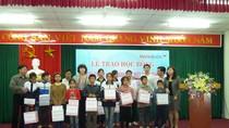 Vietinbank trao học bổng cho 50 trẻ em có hoàn cảnh đặc biệt