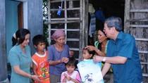 """Quỹ sữa """"vươn cao Việt Nam"""" hướng đến trẻ em vùng biển đảo"""
