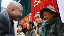 Hà Nam: Trao quà Tết cho nạn nhân chất độc da cam
