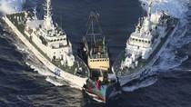 Nhật công bố video chứng minh sự manh động của tàu cá Trung Quốc